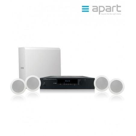 APART Audio SHOPSETo - zestaw nagłośnienowy