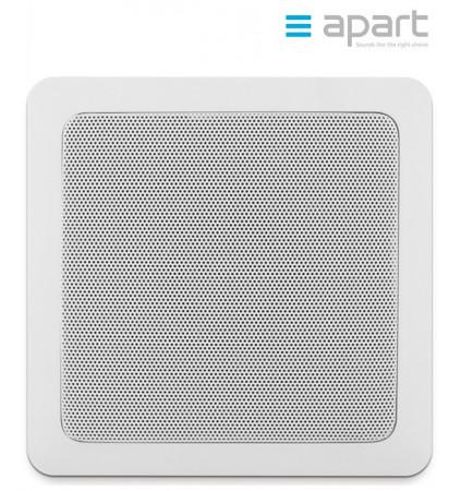 Szerokopasmowy głośnik ścienny/sufitowy do zabudowy APART CMS15T