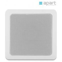 Szerokopasmowy głośnik ścienny/sufitowy do zabudowy APART CMS608