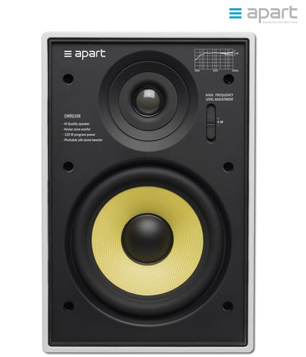 Dwudrożny głośnik Hi-End ścienny/sufitowy do zabudowy APART CMRQ108