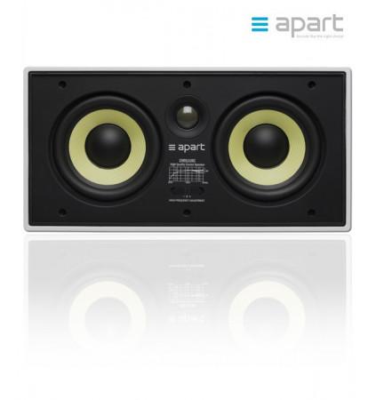 Dwudrożny głośnik Hi-End ścienny/sufitowy do zabudowy APART CMRQ108C