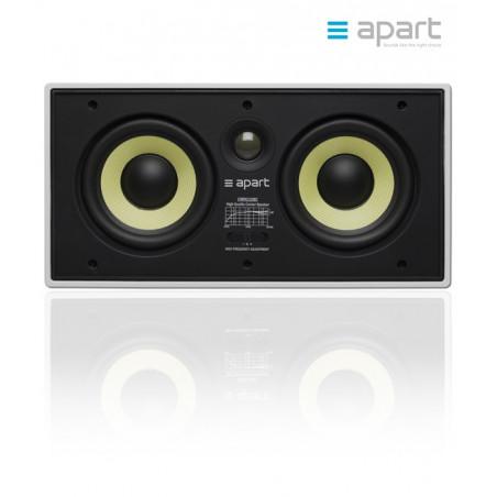 APART Audio CMRQ108C - głośnik ścienny/sufitowy do zabudowy