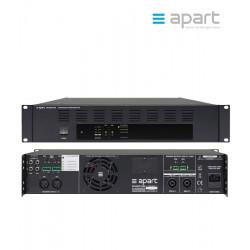 Wzmacniacz cyfrowy z procesorem DSP APART REVAMP2600