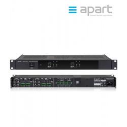 Profesjonalny wzmacniacz cyfrowy 4-kanałowy z możliwością mostkowania APART REVAMP4100