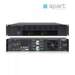 Profesjonalny wzmacniacz cyfrowy 4-kanałowy z możliwością mostkowania APART REVAMP4120T