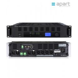 Programowalny wzmacniacz cyfrowy 3-kanałowy APART CHAMP-3D