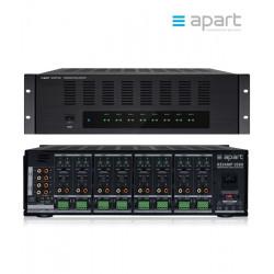 Profesjonalny wzmacniacz cyfrowy 16-kanałowy z możliwością mostkowania APART REVAMP1680
