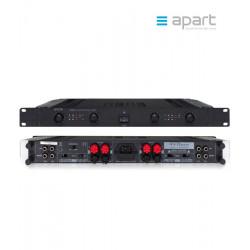 Wzmacniacz cyfrowy 2-kanałowy z możliwością mostkowania APART CHAMP-4