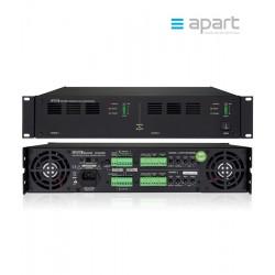 Profesjonalny wzmacniacz cyfrowy 2-kanałowy APART PA2240BP