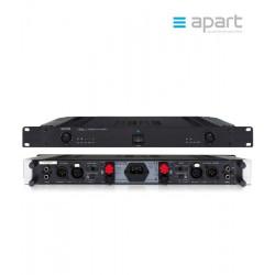 Wzmacniacz cyfrowy 2-kanałowy z możliwością mostkowania APART CHAMP-2