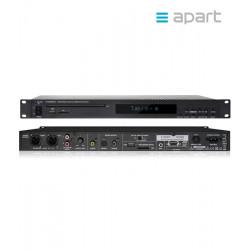Profesjonalny odtwarzacz CD/MP3/SD/USB Apart PC1000RMKII