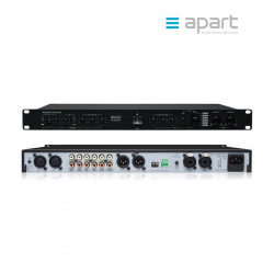 Dwustrefowy przedwzmacniacz streofoniczny APART Audio PM7400MKII