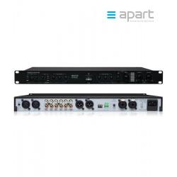Zintegrowany wzmacniacz stereofoniczny APART Audio Concept1T
