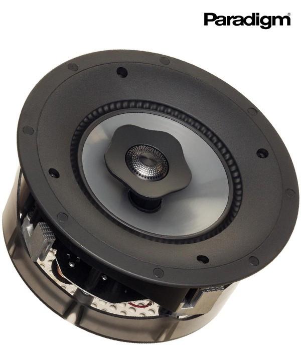 Dwudrożny głośnik sufitowy/instalacyjny do zabudowy Paradigm P80-R