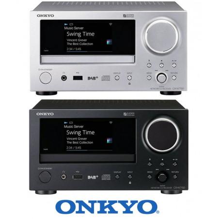 Onkyo CR-N775D - Amplituner stereo z funkcjami sieciowymi