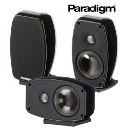 Paradigm Cinema 100 – kolumny podstawkowe system 3.0 (3 sztuki)