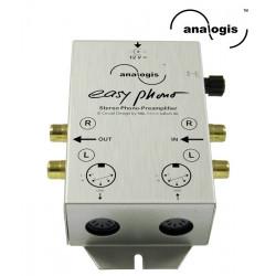 Analogis Easy Phono – przedwzmacniacz gramofonowy MM