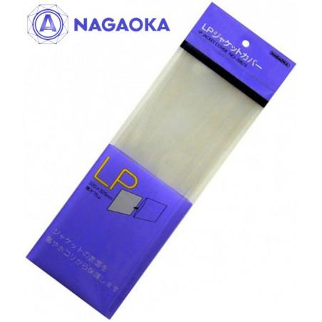 Nagaoka 108/3 Okładki zewnętrzne do winyli - 10 szt.