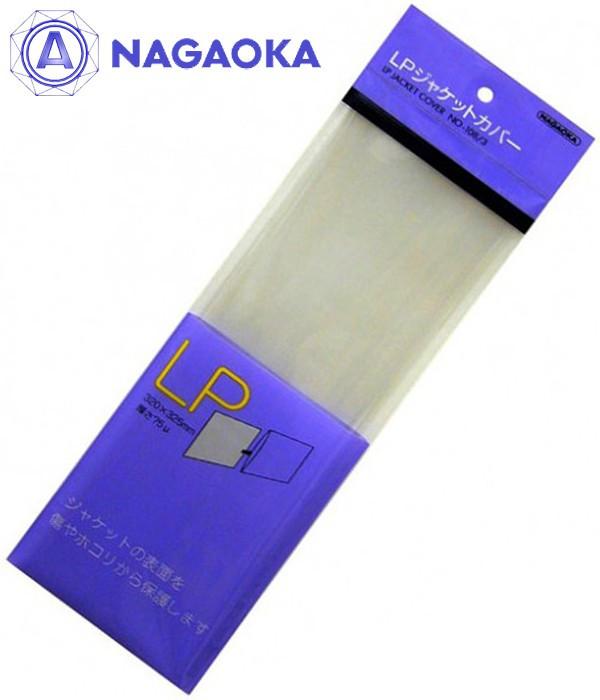 Nagaoka LP-108/3 Okładki zewnętrzne do winyli - 10 szt.