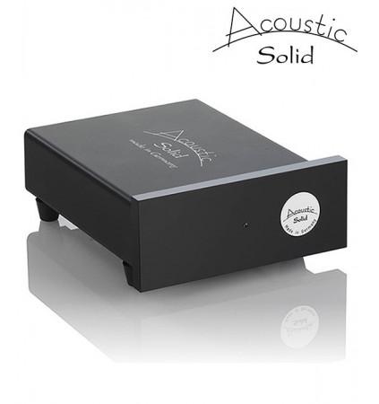 Acoustic Solid Phono Preamplifier MM/MC – przedwzmacniacz gramofonowy