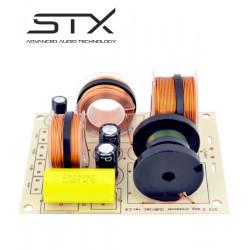 STX 3D-12-4/8/8 - Zwrotnica trójdrożna