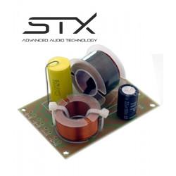STX 3D-6-4/8/8 - Zwrotnica trójdrożna