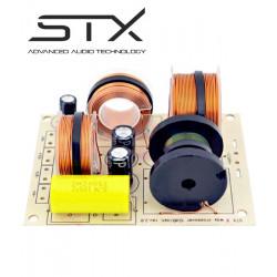 STX 3D-12-8/8/8 -  Zwrotnica trójdrożna