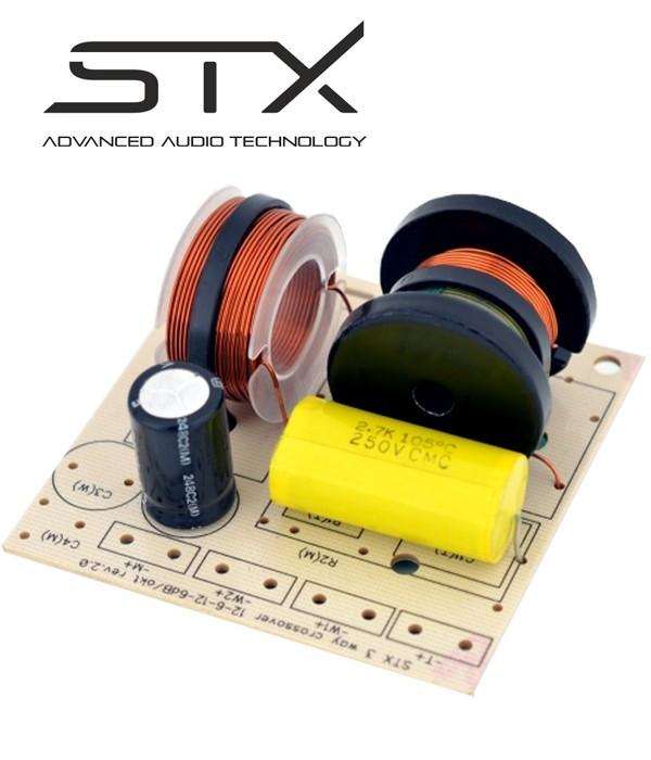 STX 3D-6-8/8/8 - Zwrotnica trójdrożna