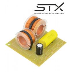 STX 3D-6-4/4/4 - Zwrotnica trójdrożna