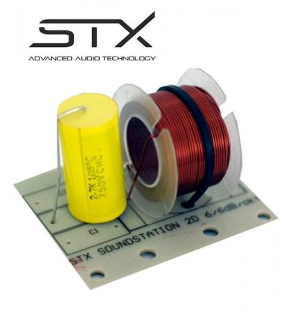 STX 2D-6-8/8 - Zwrotnica dwudrożna