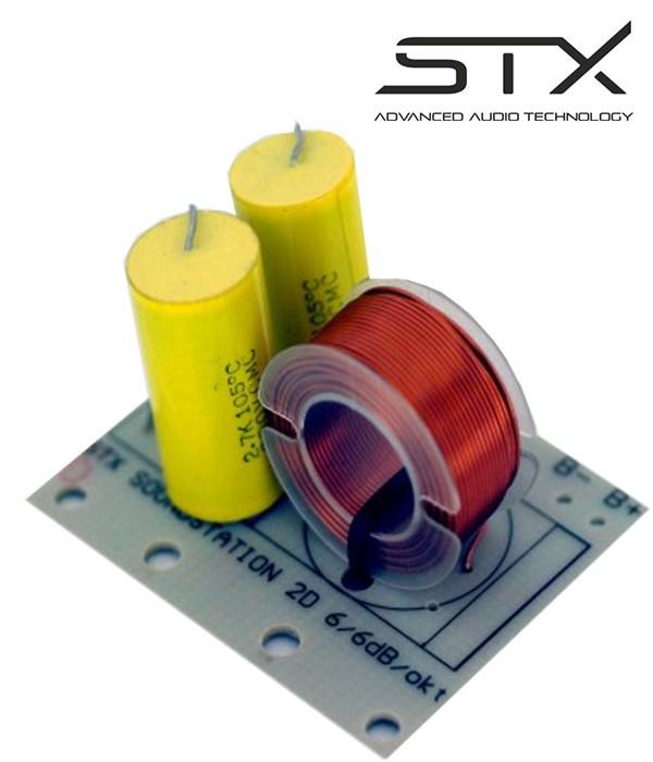 STX 2D-6-4/4 - Zwrotnica dwudrożna