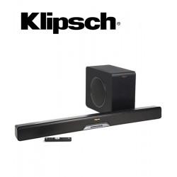 Klipsch RSB-14 System kina domowego 2.1 soundbar z subwooferem