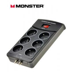 Listwa zasilająca Monster EXP 600A - 6x AC 230V