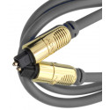 Lindy 0.5m kabel optyczny toslink - toslink