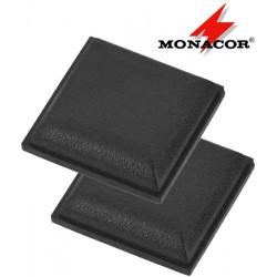 Monacor HF-10 - gumowe nóżki do kolumn (2 sztuki)