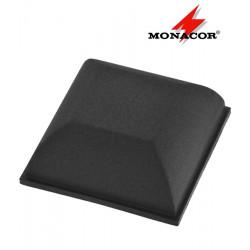Monacor HF-10 - gumowe nóżki do kolumn DIY (2 sztuki)