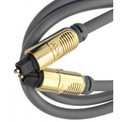 Lindy 1m kabel optyczny toslink - toslink