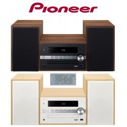 Pioneer X-CM56D mini wieża DAB, NFC i Bluetooth