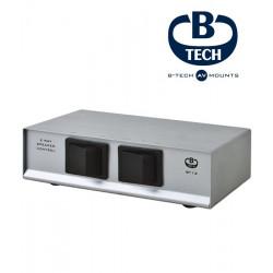 B-Tech BT12 - Rozdzielacz głośnikowy, splitter 1xIN-2xOUT