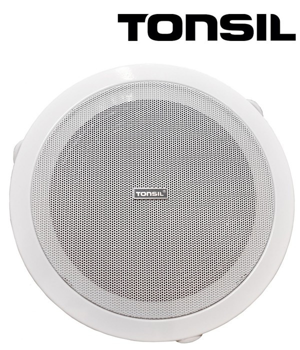 Tonsil ZGSU 25T 100V - Głośnik ścienny/sufitowy do zabudowy