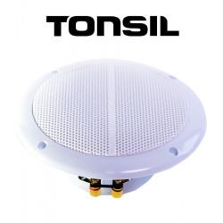 Tonsil ZGSU 16 – Głośnik ścienny/sufitowy do zabudowy