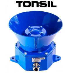 Tonsil GDT 25/5 100V – Zewnętrzny głośnik tubowy o dużej wytzymałości