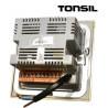 Tonsil WS-35B - Odtwarzacz ścienny 2 x 15W, AUX, SD, Bluetooth