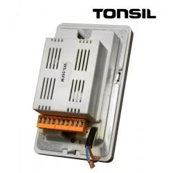 Tonsil WS-35FM - Odtwarzacz ścienny 2 x 15W, USB, SD, FM, Bluetooth