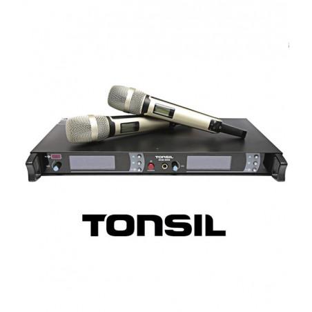 Tonsil SKM 9000 - system bezprzewodowy + 2 mikrofony