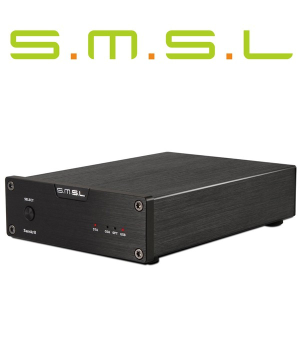 SMSL SK6 Sanskrit 6 – Wielofunkcyjny DAC