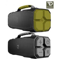 DreamWave Elemental – bezprzewodowy głośnik Bluetooth NFC z lampą LED & SOS