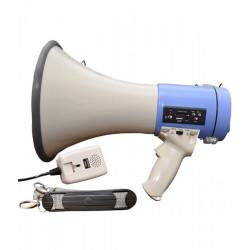 Tonsil TE 23/20M - Megafon z syreną USB AUX MP3