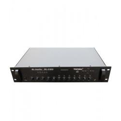 Tonsil WL-5180U - Wzmacniacz miksujący 5-strefowy 180W MP3 /USB /Bluetooth
