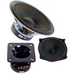Komplet głośników do kolumny Tonsil Altus 110